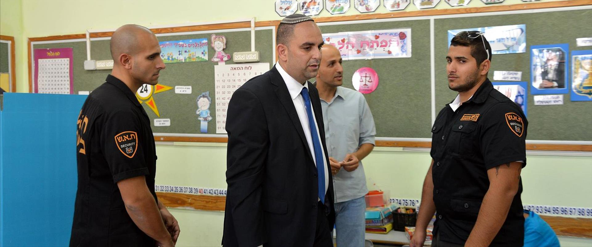 ראש עיריית לוד יאיר רביבו, ארכיון
