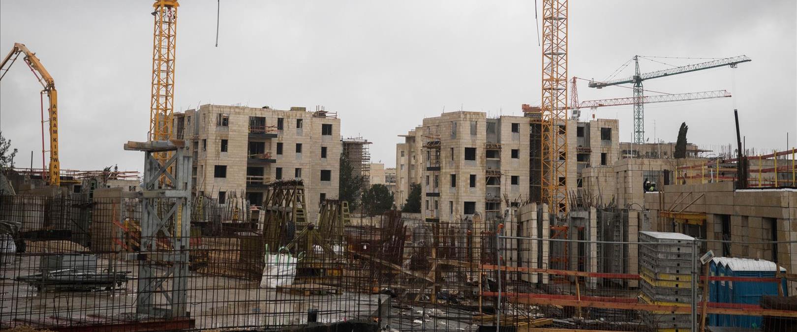 פרויקט מחיר למשתכן בירושלים