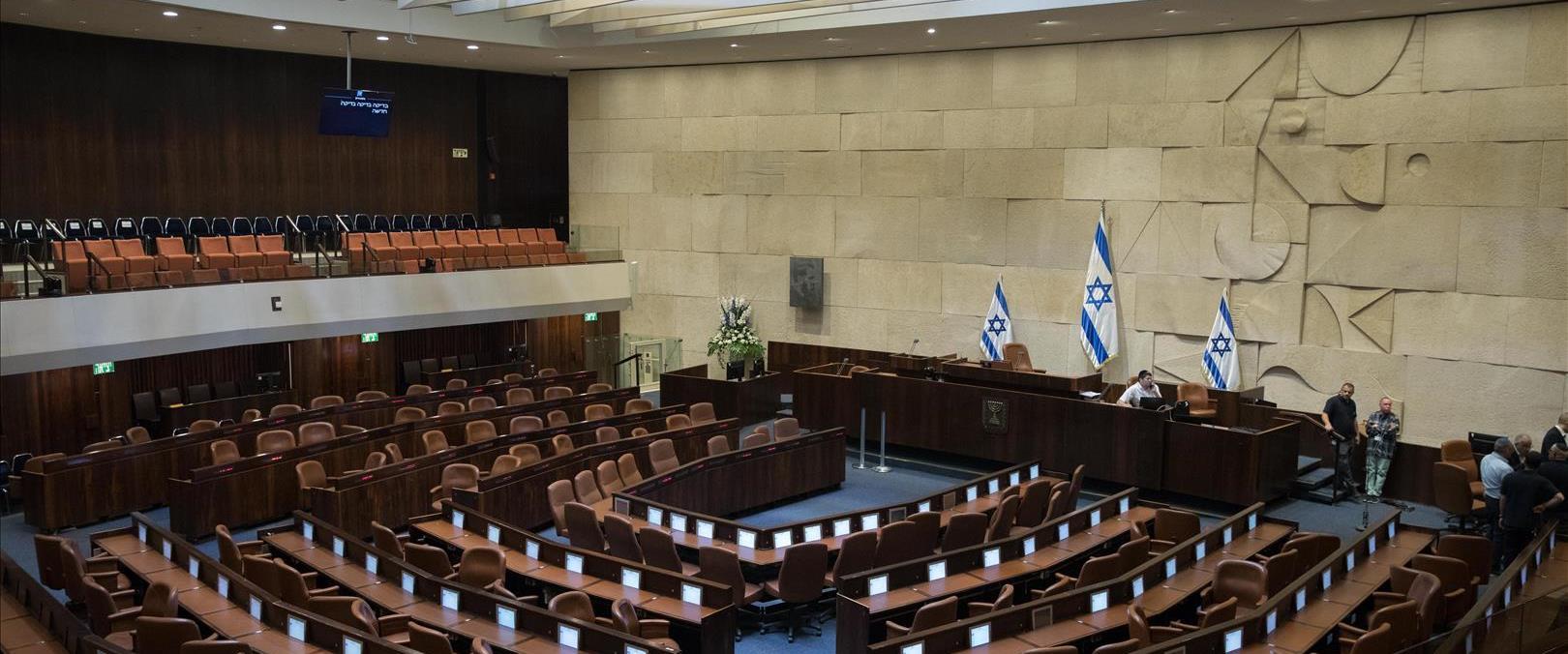 ישיבת ראשי מפלגות הקואליציה 20.6.2021