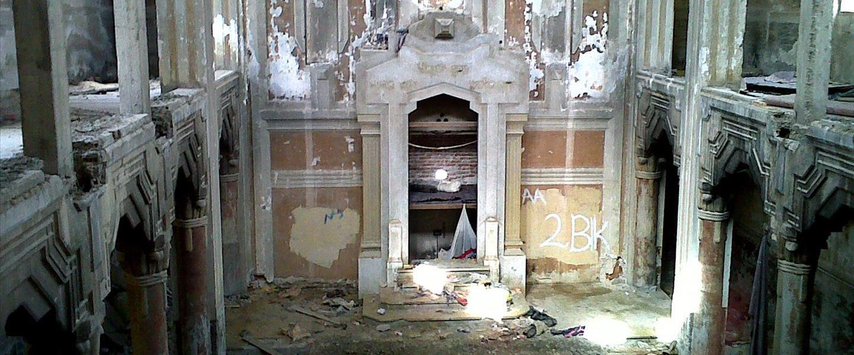 בית הכנסת דאר בישי, 2011