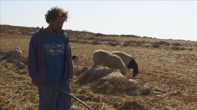 במדבר שטח אש | חלומו של אבידן