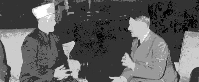 פגישת היטלר והמופתי, נובמבר 1941