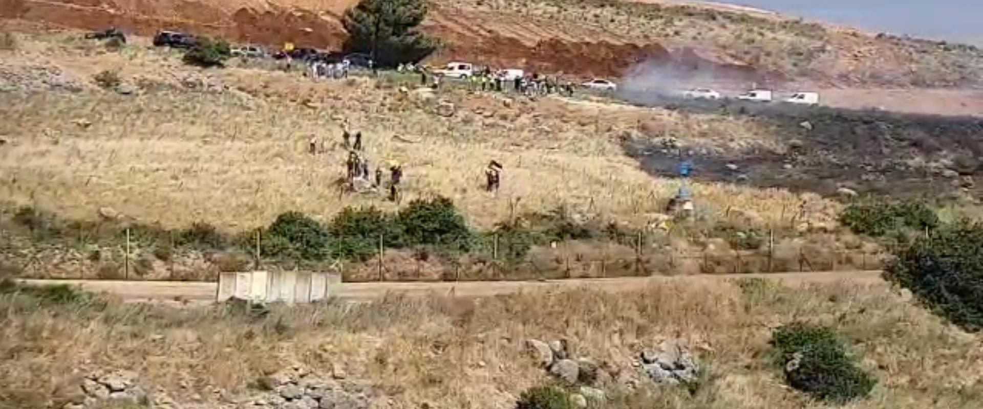 גדר הגבול עם לבנון, היום