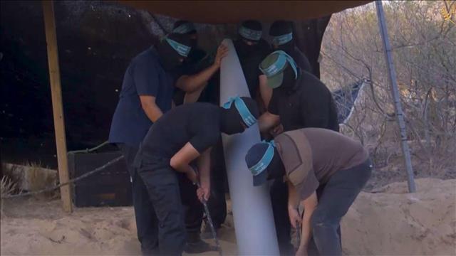 יואב זהבי עם המספרים על מבצע שומר החומות