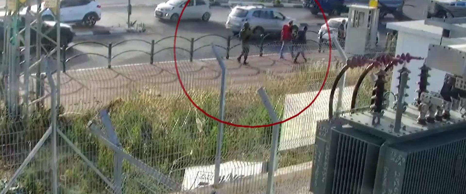اعتداء إرهابي في مفترق تابواح