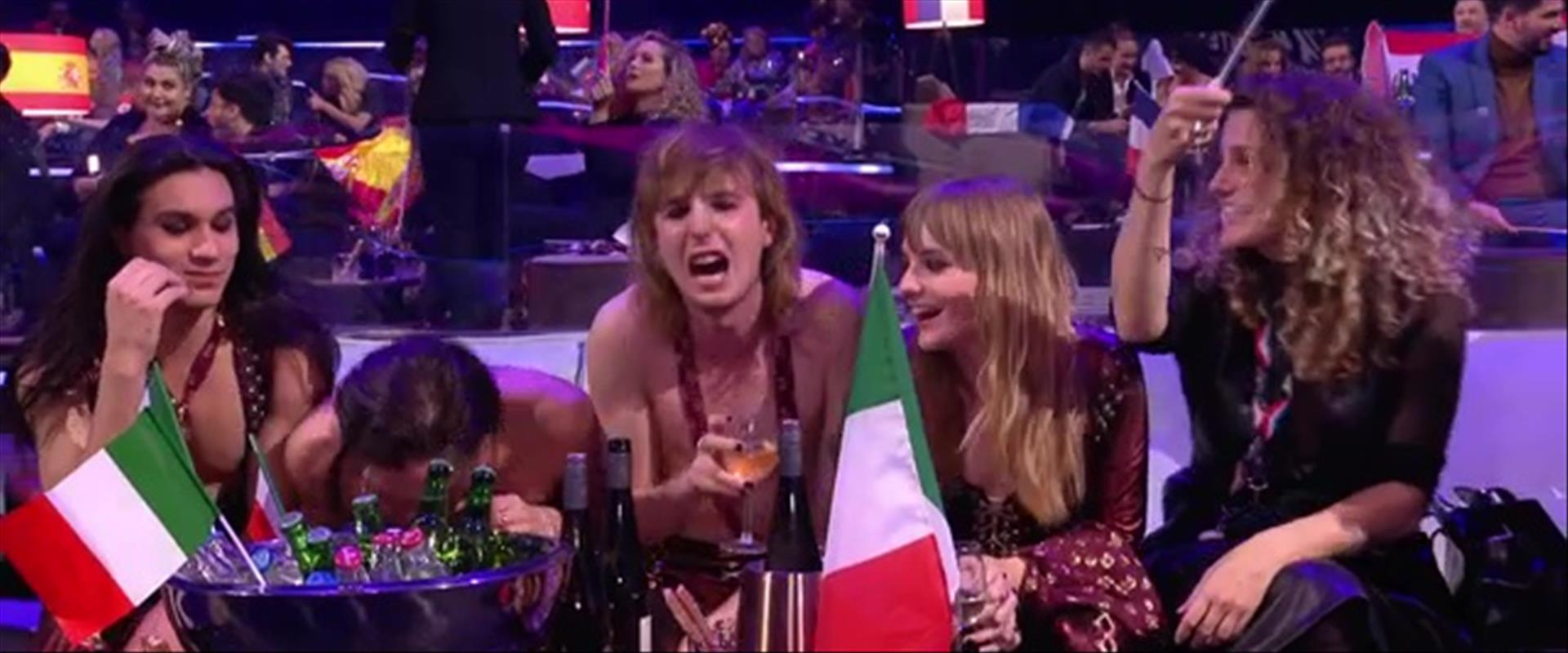 הסולן האיטלקי בתקרית