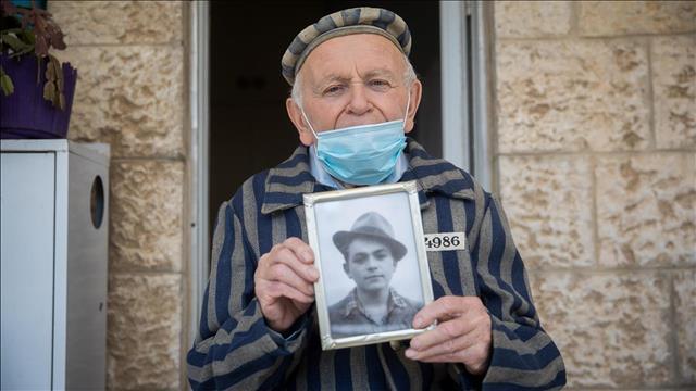 הלך לעולמו ניצול השואה יוסף קליינמן שהעיד במשפט אייכמן