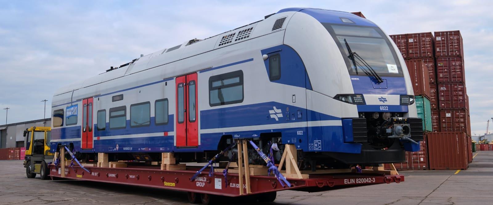 הרכבת החדשה