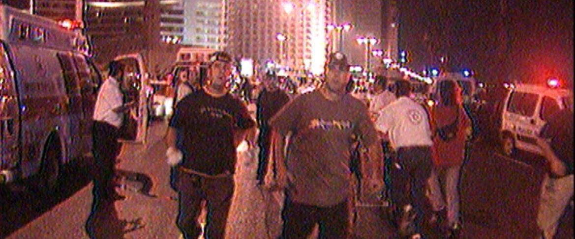 ליל הפיגוע בדולפינריום, 1 ביוני 2001