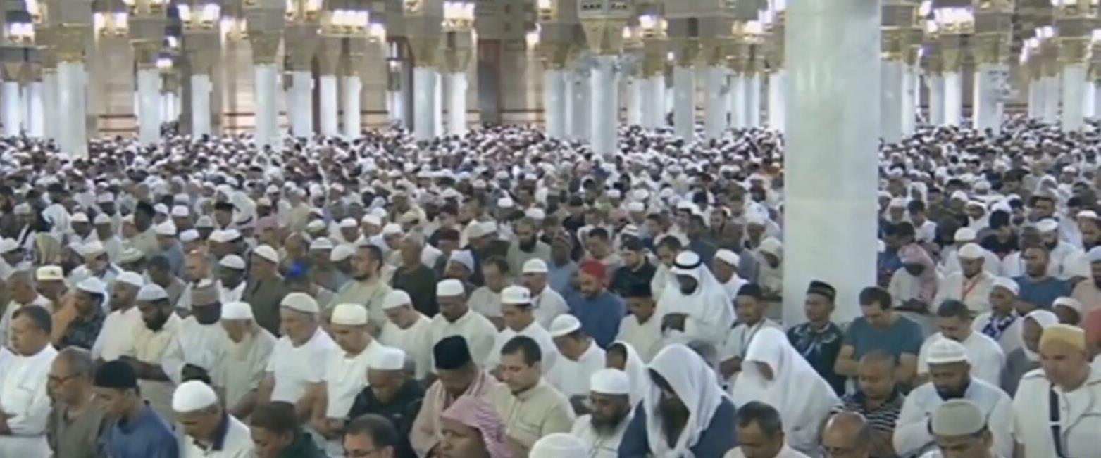 תפילה בסעודיה, ארכיון