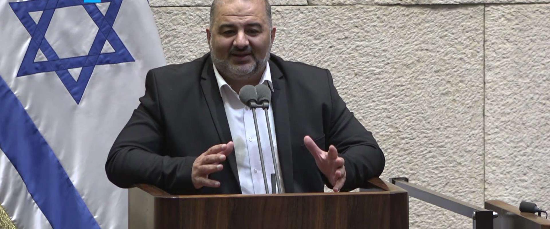 החברה הערבית נערכת להשבעה ההיסטורית