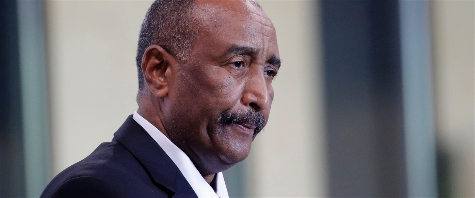נשיא סודאן אל-בורהאן, בחודש שעבר