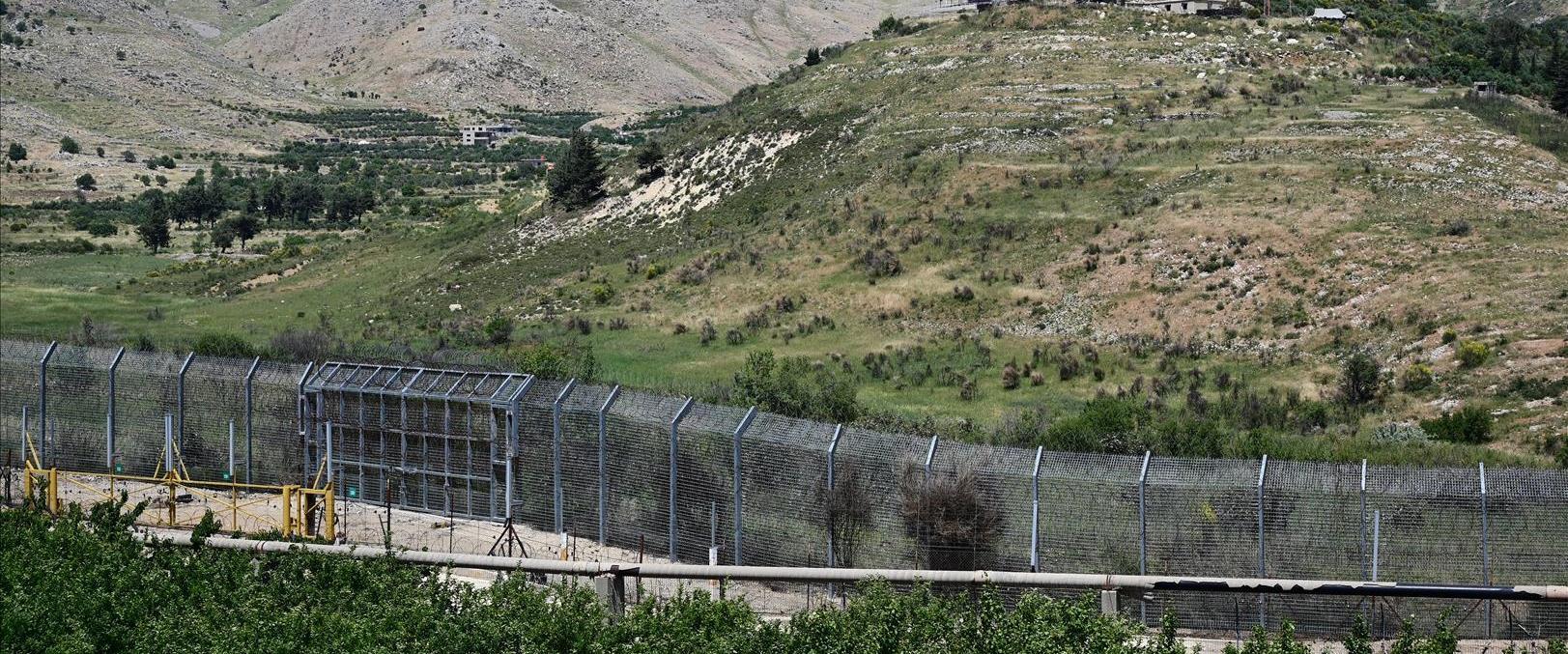 גבול סוריה ברמת הגולן, ארכיון