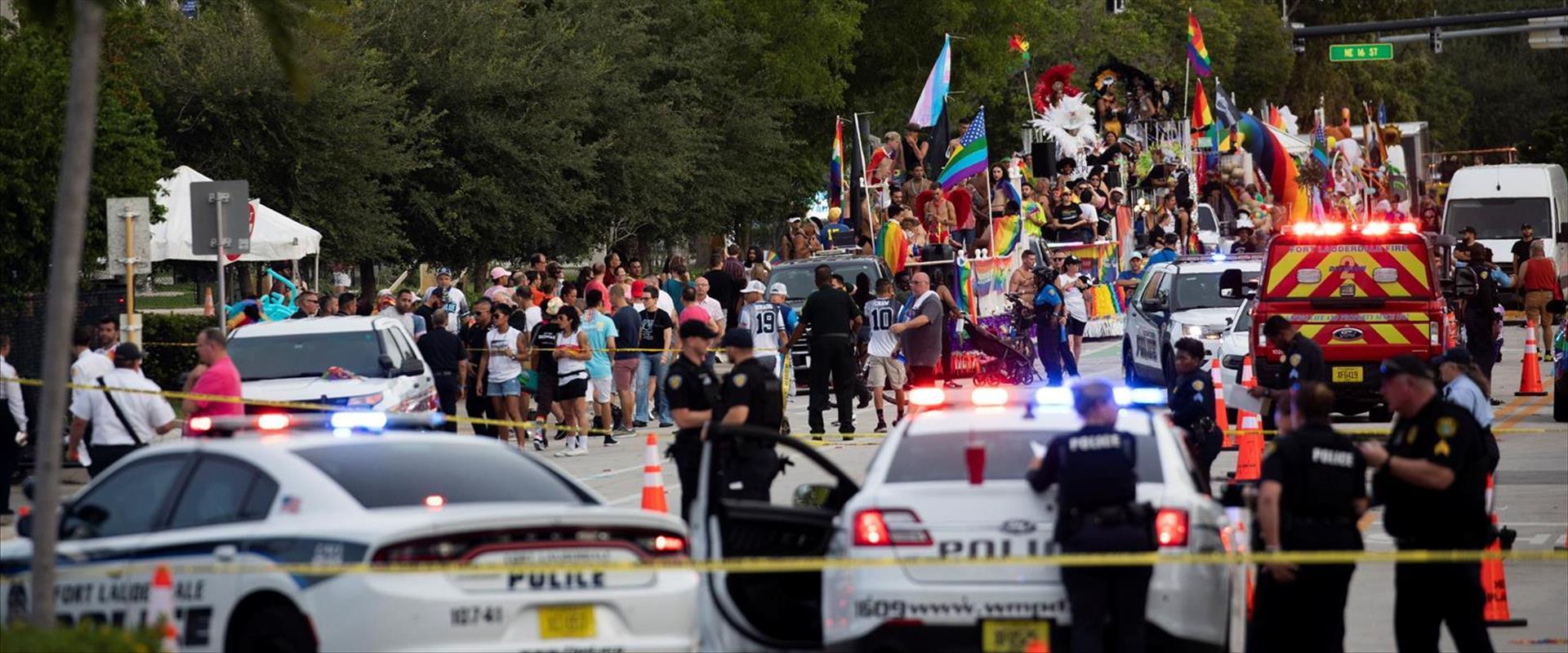 מצעד הגאווה בפלורידה