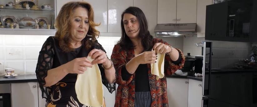 סבתא בישלה עם תום יער | עבודת ידיים -  פרק 3