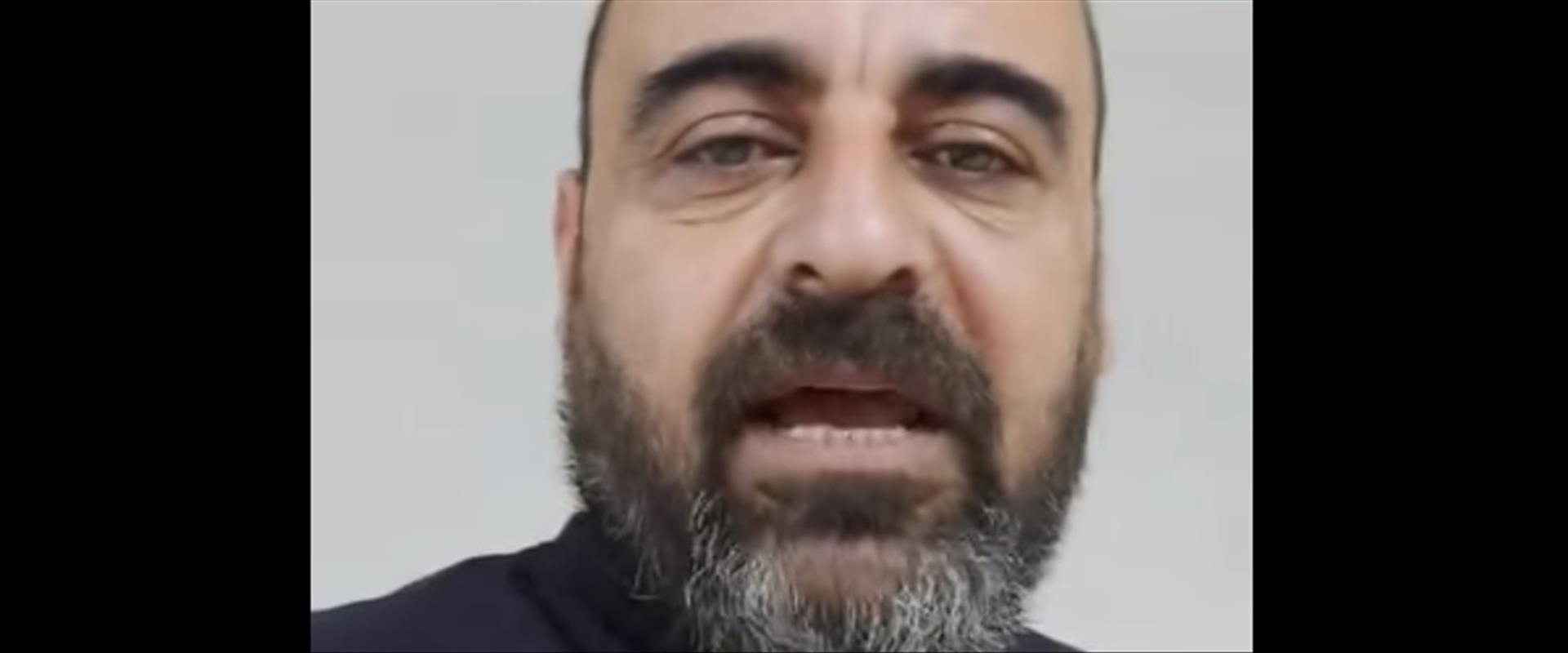 ניזאר בנאת, פעיל פלסטיני