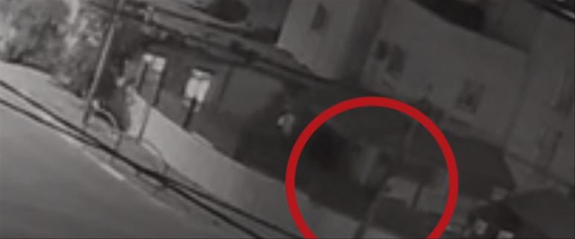 תיעוד אירוע הירי בנג'אח אבו עראר בערערה בנגב
