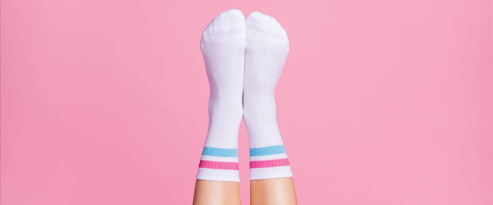 גרביים, עכשיו גם בנקבה