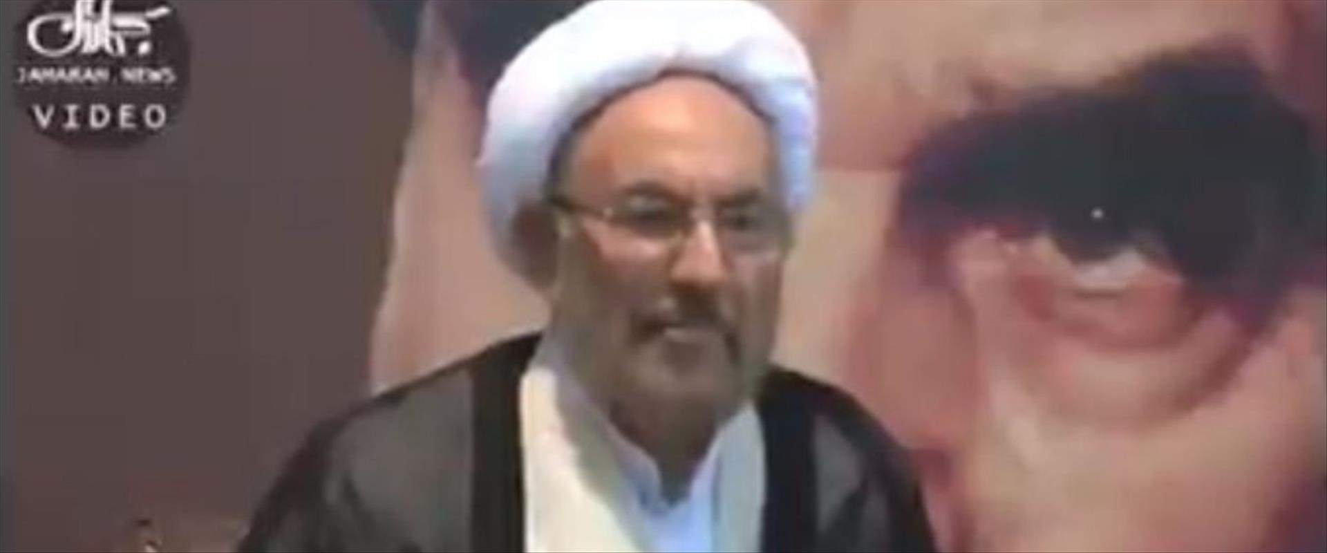השר האיראני לשעבר עלי יונסי
