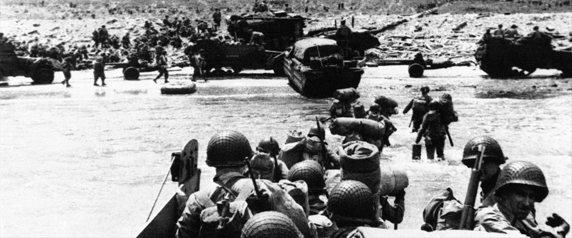 הפלישה לנורמנדי 1944