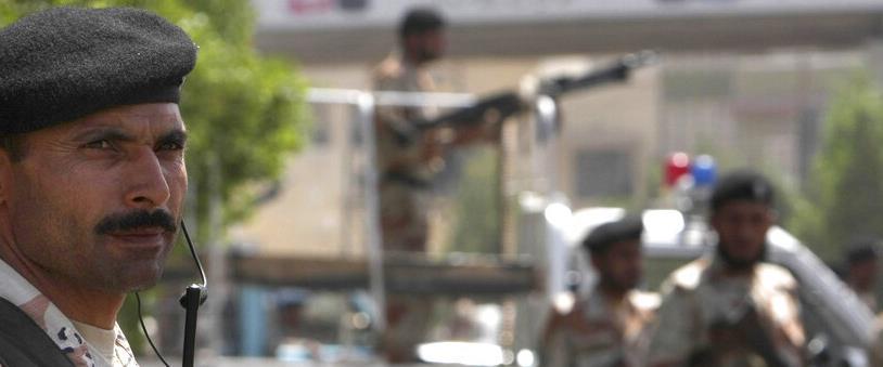 חיילים בפקיסטן
