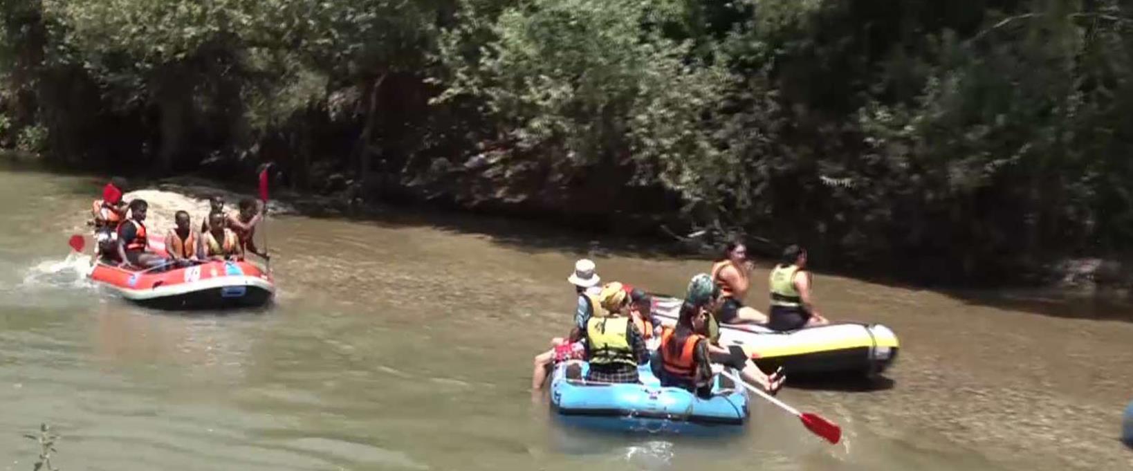 רשות הטבע והגנים נגד משרד הבריאות: המים בנחלים בטו