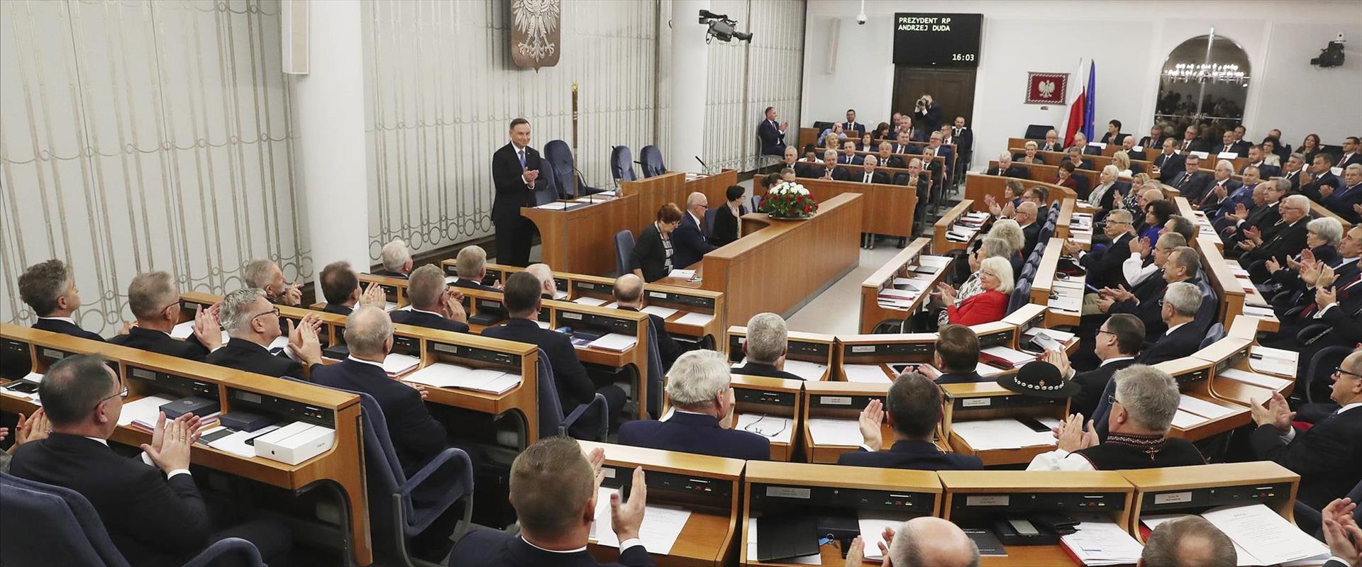 הסנאט בפולין