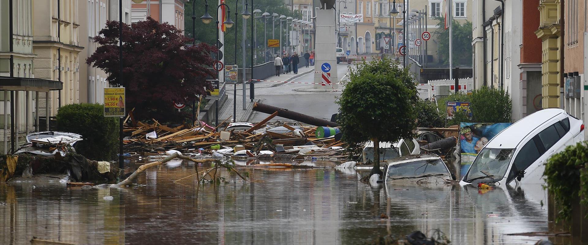 ההרס בגרמניה