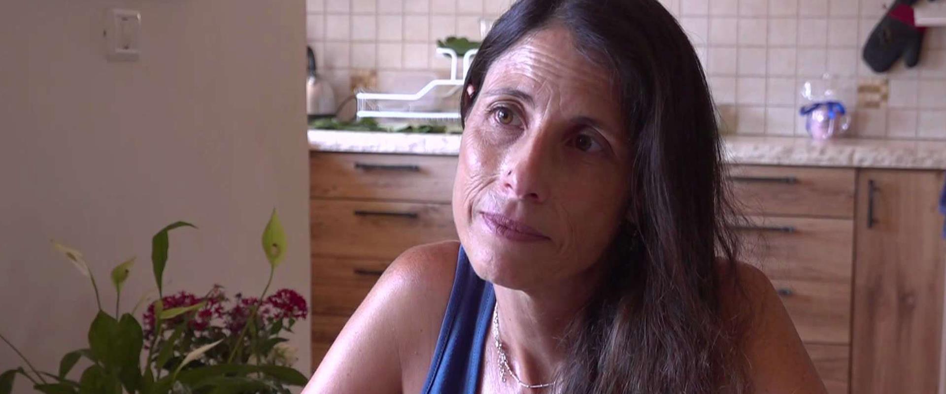 """""""נתתי חיים"""": הגננת שתרמה כליה לילד מעזה"""