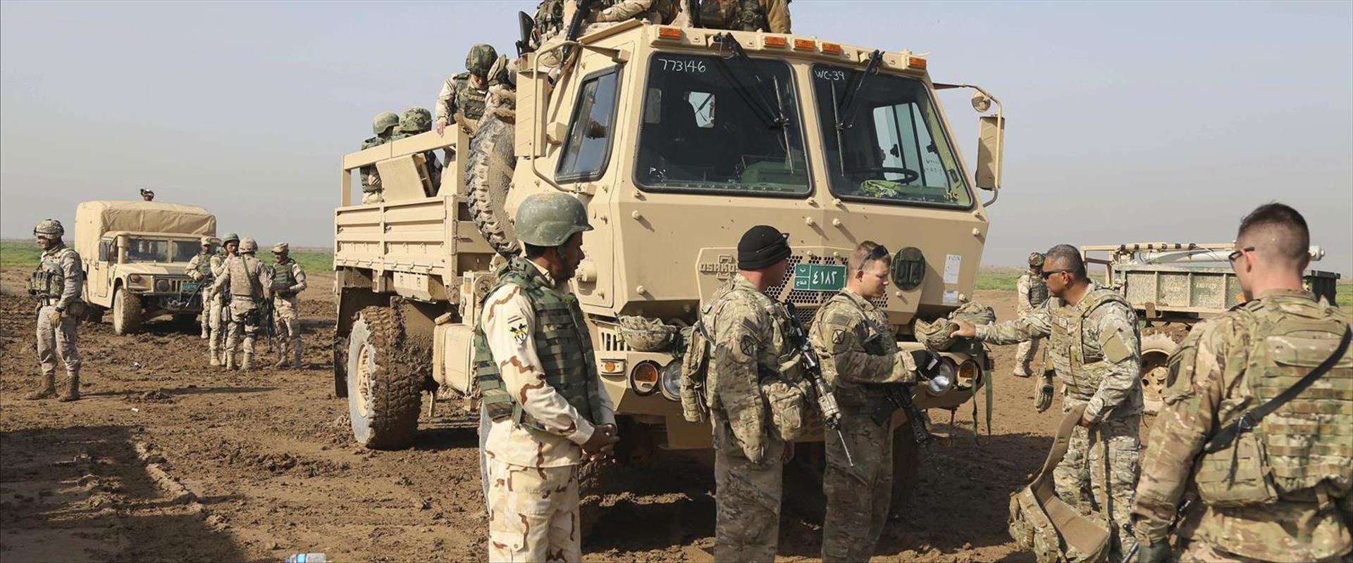 הכוחות האמריקנים בעיראק