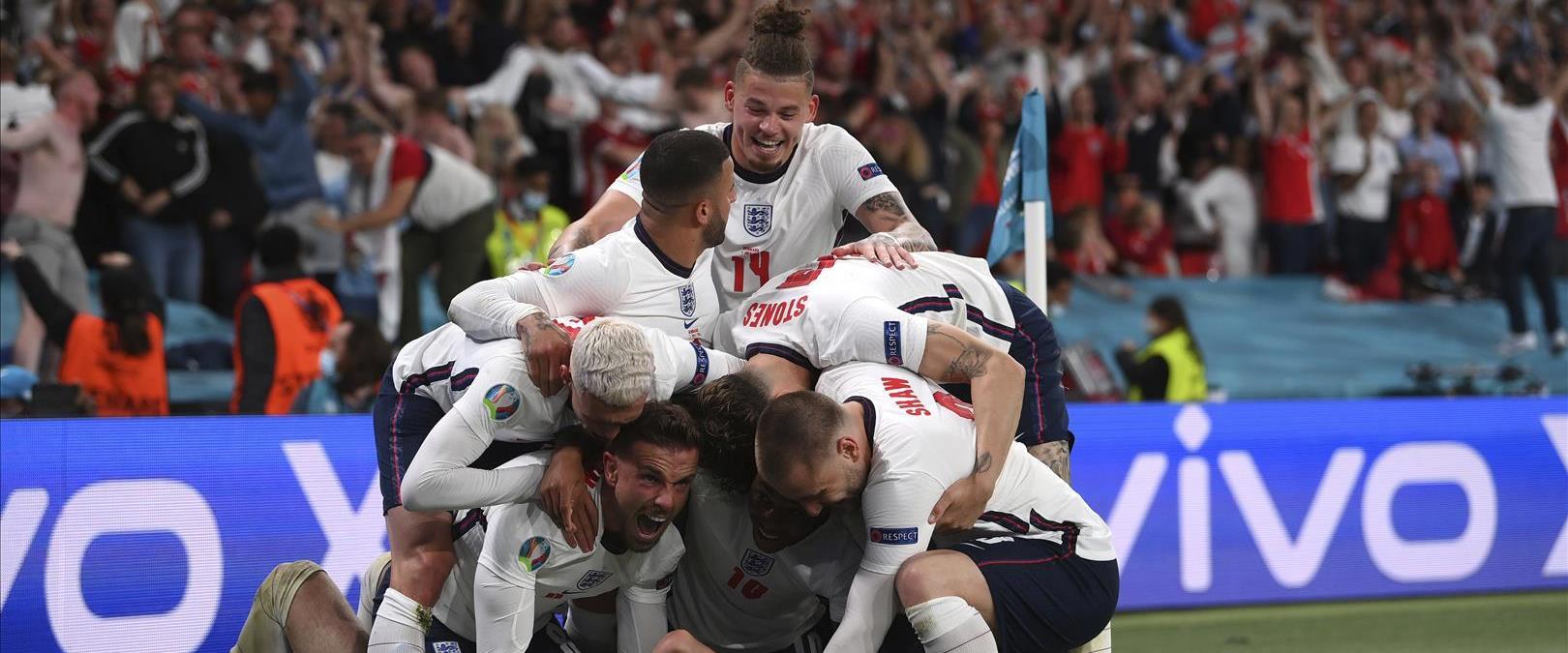 אנגליה נגד דנמרק