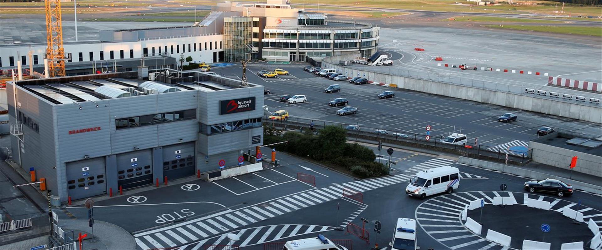 נמל התעופה בבריסל