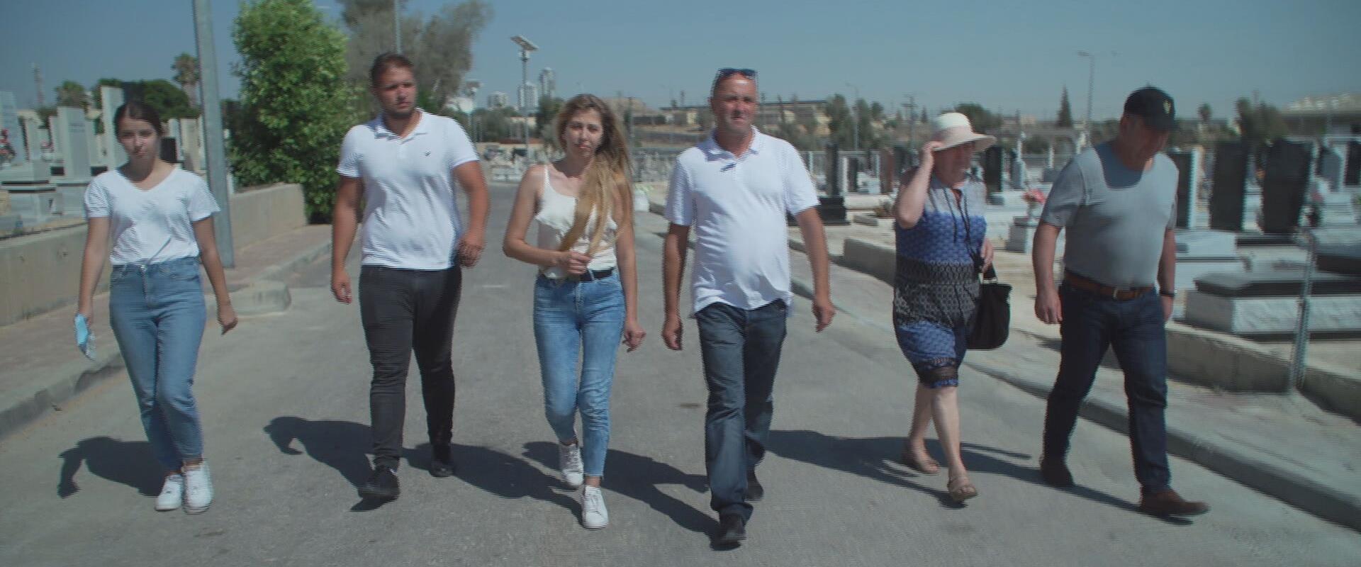 משפחתו של פיוטר סנביץ'