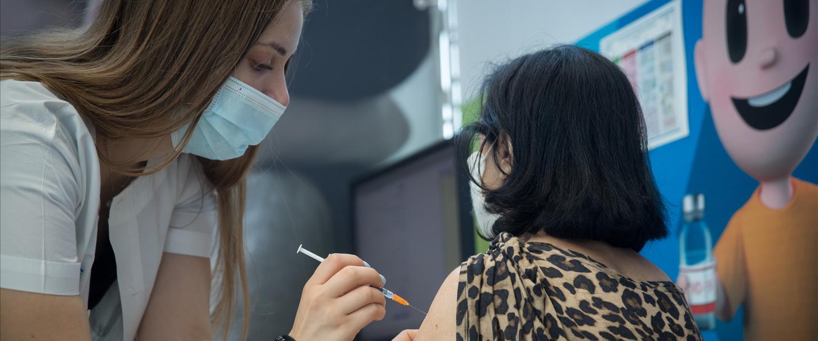 חיסון במנה שלישית