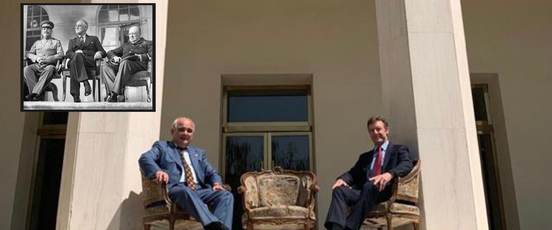 תמונת השגרירים