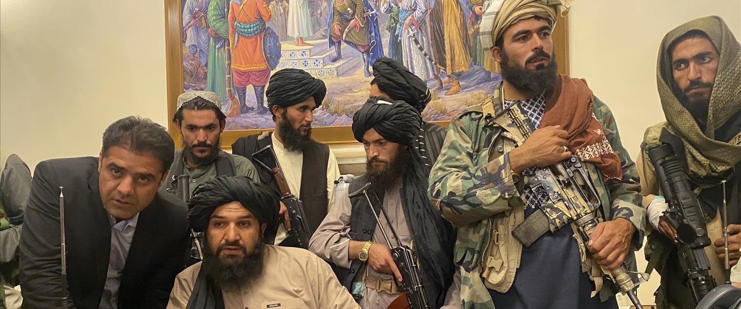 زعيم حركة طالبان