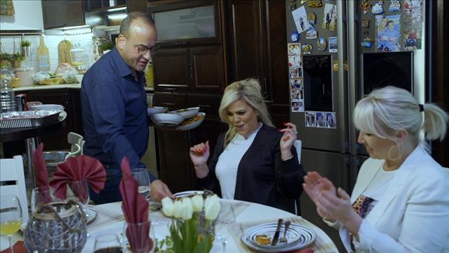 בואו לאכול איתי - עונה 5   צפון חלק ב' (פרק 12)