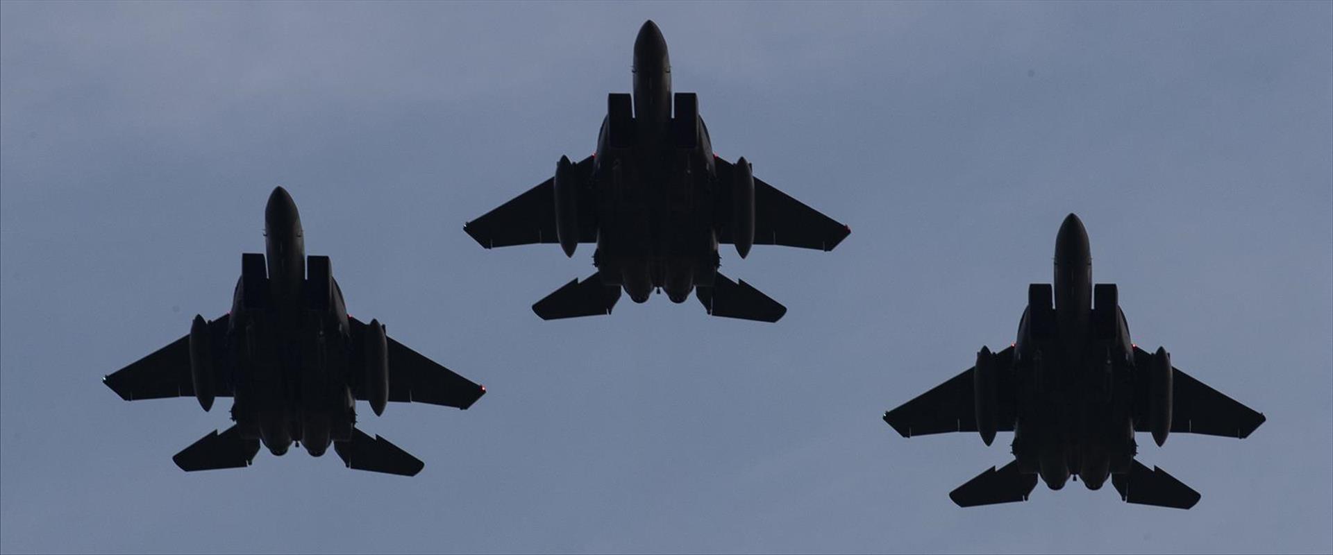 מטוסי F-15