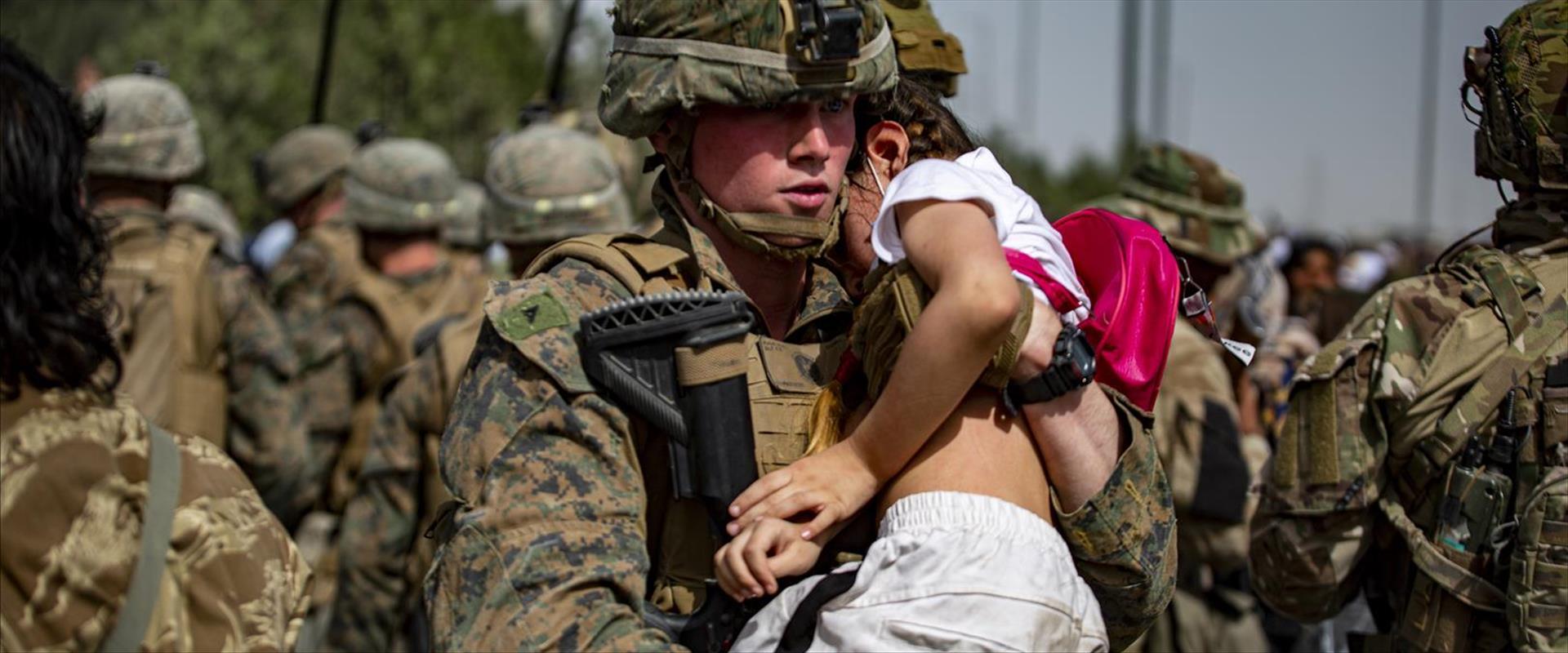 חיילים אמריקנים באפגניסטאן