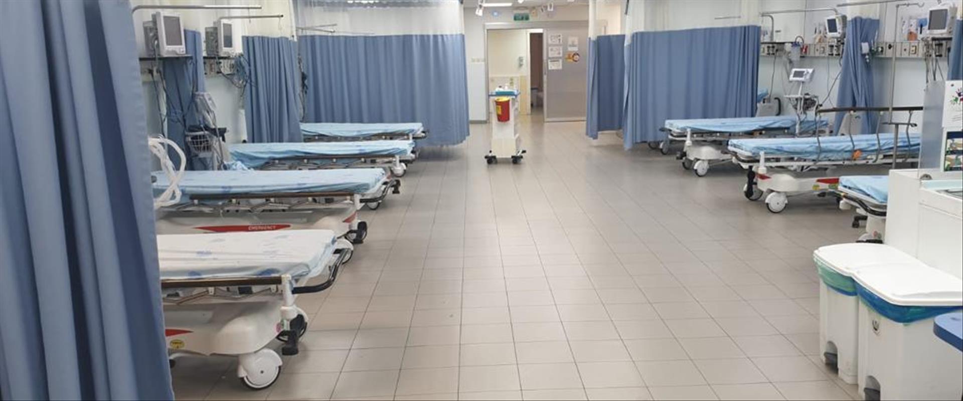 בית החולים לניאדו, היום