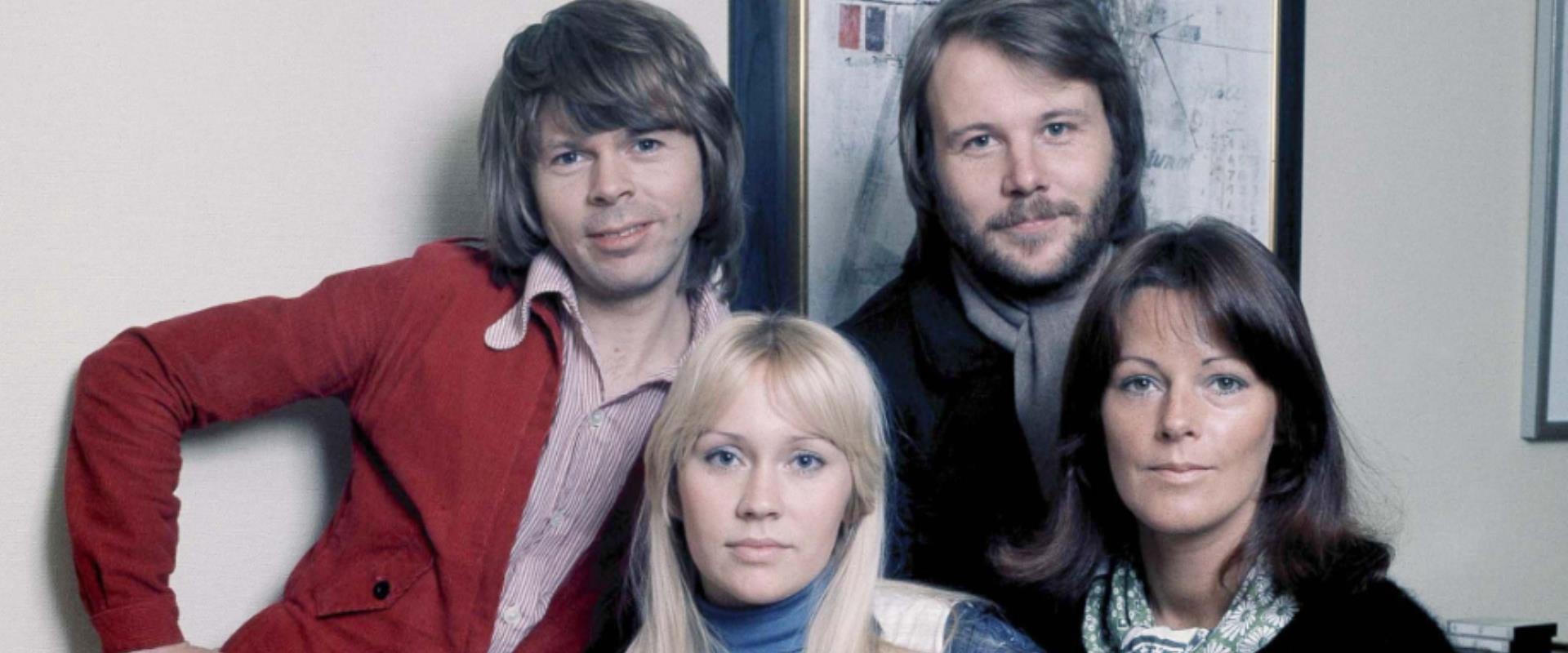 חברי הלהקה בשנת 1976