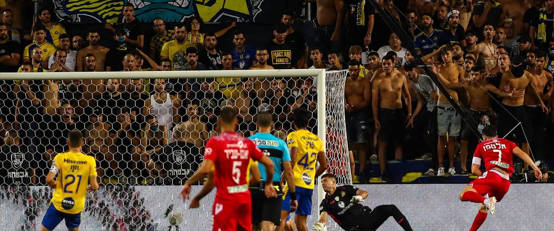 גמר גביע המדינה בכדורגל, 2.6.2021