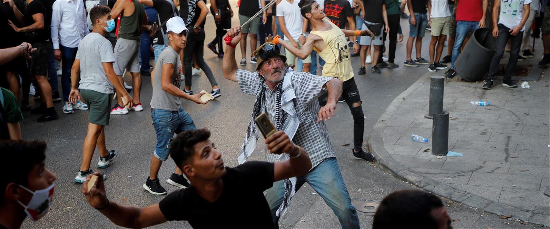 מחאות בלבנון