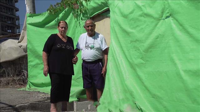 """""""אמות פה. יהרסו את הבית ואני בפנים"""": תושבי גבעת עמ"""