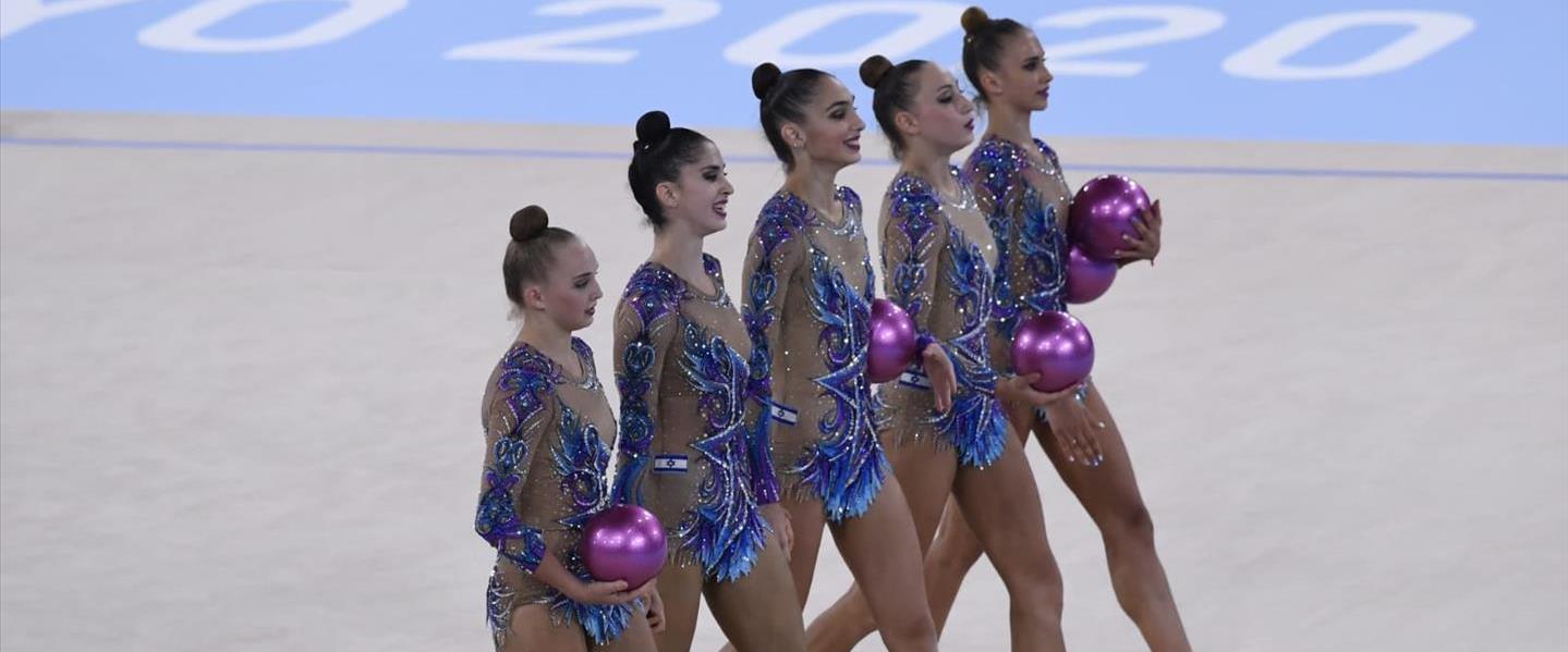 נבחרת ההתעמלות הישראלית