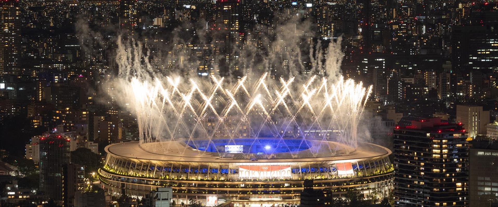 טקס נעילת המשחקים האולימפיים בטוקיו, היום