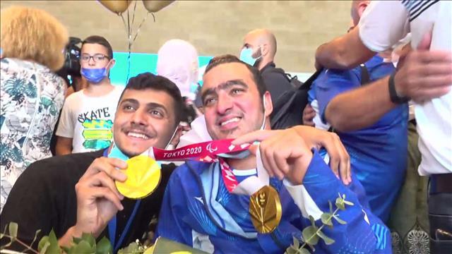 """""""יותר מחתונה"""": איאד שלבי חזר עם שתי מדליות – בשפרע"""