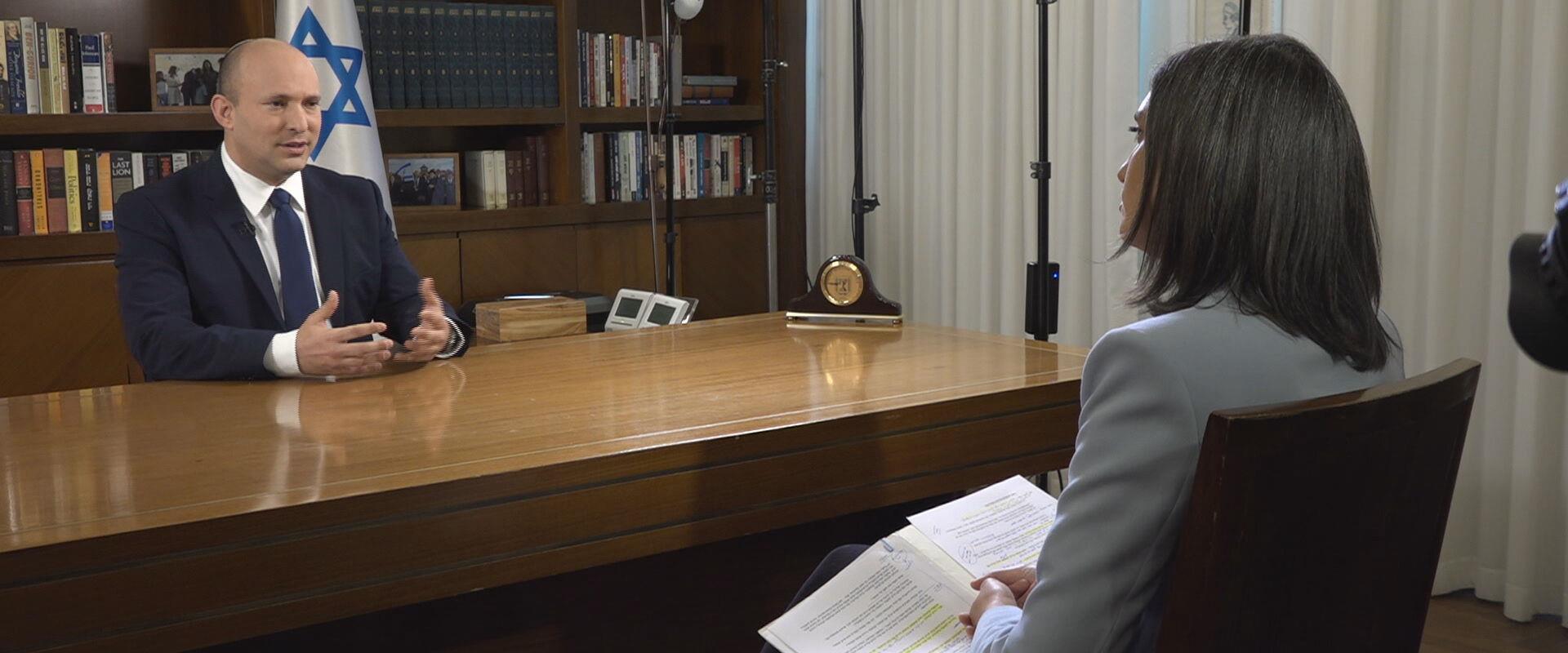 رئيس الوزراء بينيت