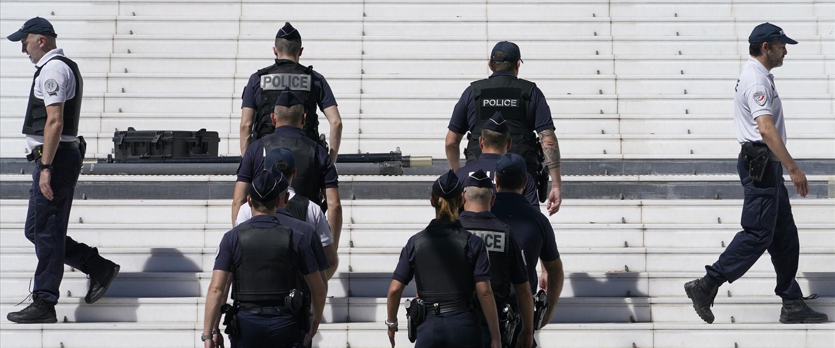משטרת צרפת