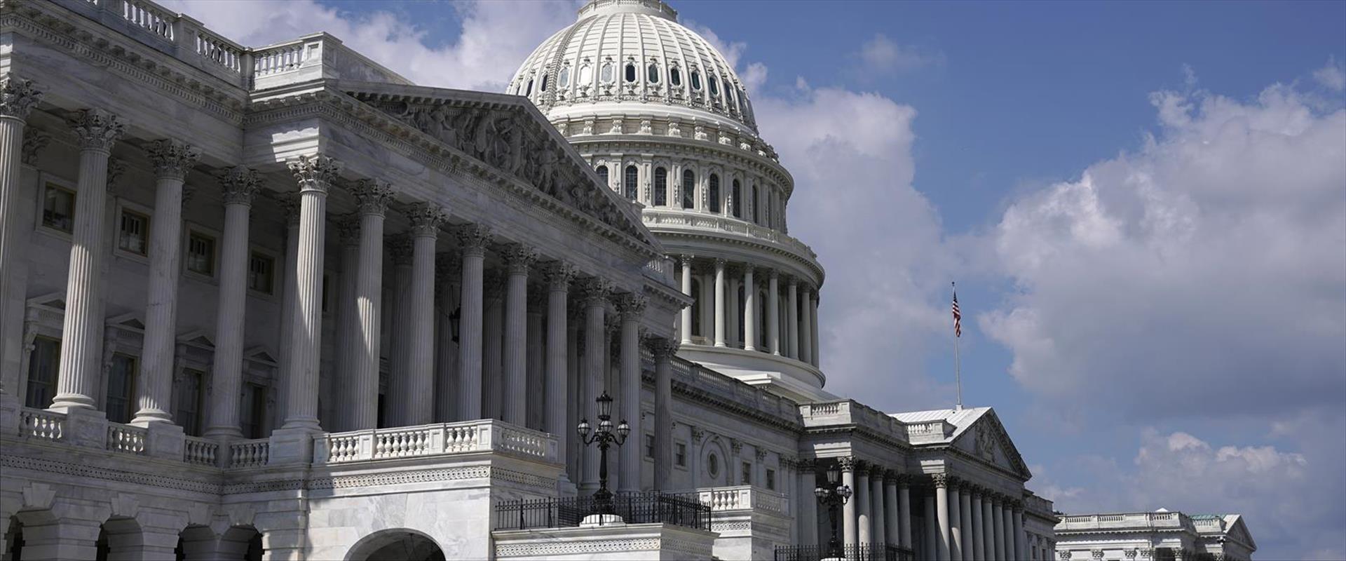 בניין הקונגרס בוושינגטון